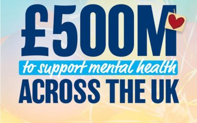 New Mental Health Recovery Plan launched to help combat the mental health impact of the pandemic